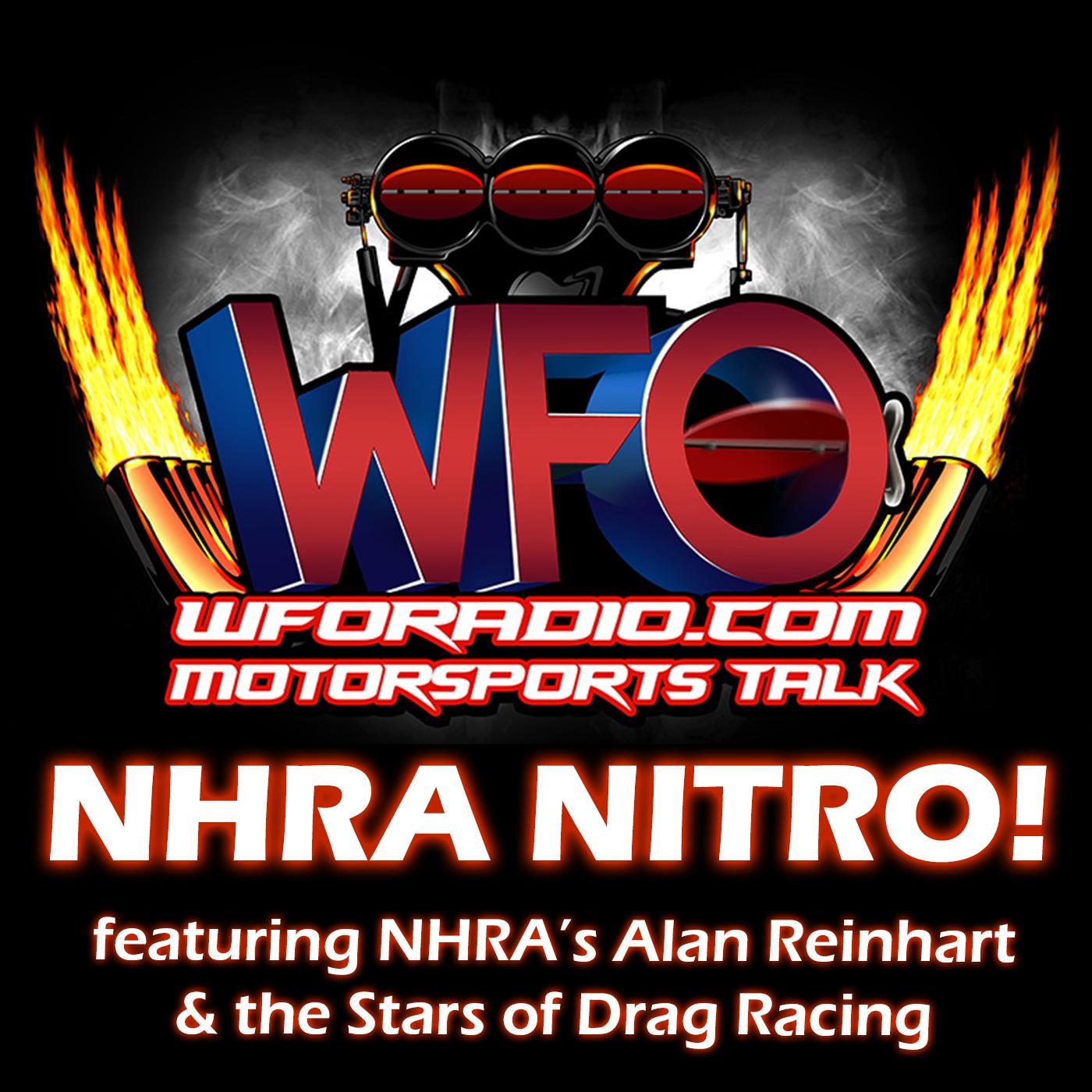 WFO Radio NHRA Nitro!
