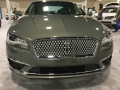 2016 Black Lincoln MKZ