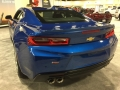 2016 Camaro RS rear