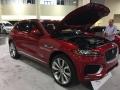 2016 Jaguar F Pace