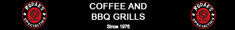 Rodak's Coffee and BBQ Grills