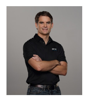 Jeff Gordon AARP 2015 Studio Shoot at CIA STUDIO in Mooresville, North Carolina on December 9, 2014. CIA Stock Photo